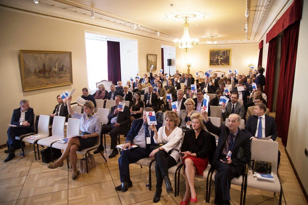 Окружная конференция НОПРИЗ по Москве
